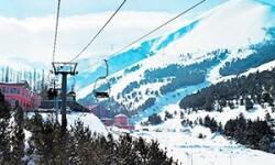 Пора знакомиться с самым молодым горнолыжным курортом Турции – Паландокеном