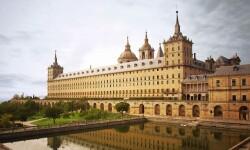 Знаменитый Дворец-монастырь Эскориал