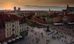 Варшава — достопримечательности столицы Польши