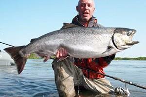Трофейная рыбалка на Камчатке — истинное наслаждение для рыбака