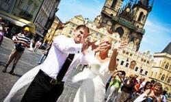 Бракосочетание по-европейски: незабываемая свадьба в Чехии