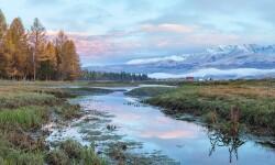 Жемчужина Сибири Горный Алтай