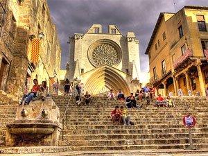 Историческая Испания - Достопримечательности Таррагоны
