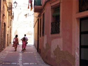 Таррагона - Еврейский квартал