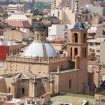 Крепость Святого Фернандо в центре города
