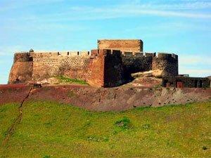 Главная достопримечательность Аликанте - Замок Святой Барбары