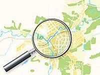 Карта Куала-Лумпур с достопримечательностями