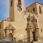 Старинная церковь Святой Марии