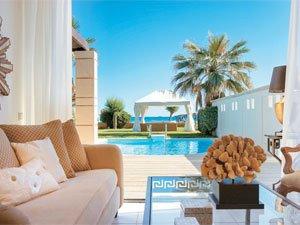 Отели Крита с песчаным пляжем 5 звезд