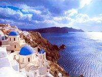 На каких островах Греции песчаные пляжи