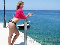 Песчаные пляжи Греции для отдыха с детьми