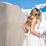 Свадьба в Греции - Санторини