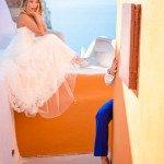 Символическая свадьба в Греции
