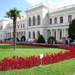 Достопримечательности морского круиза по Черному морю - Ливадийский дворец