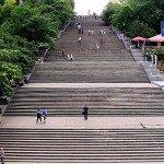 Достопримечательности морского круиза по Черному морю - Потемкинская лестница