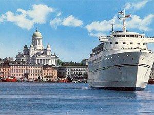 Морской круиз по Скандинавии из Санкт-Петербурга