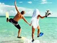 Свадебные платья для пляжной церемонии