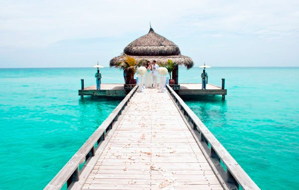Свадьба на мальдивах.цены