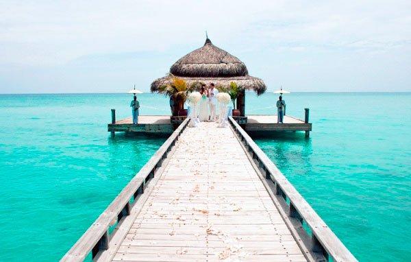 Свадьба на мальдивах цена 2017 на двоих