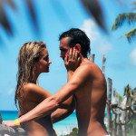 Фото влюбленных на Доминикане