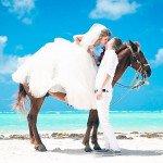 Фото свадебного экипажа на Мальдивах