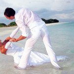 Мальдивы: фото после свадьбы