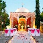 Фото проведения свадьбы На мальдивах