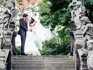 Отзыв Марианны о её свадьбе в Чехии
