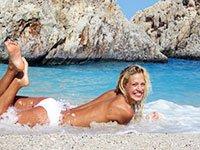 Самые лучшие пляжи острова Крит
