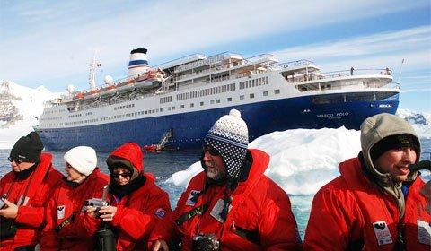 Незабываемый тур в Антарктиду