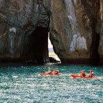 Туристы на Галапагосских островах