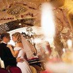Фото свадьбы в замке Праги