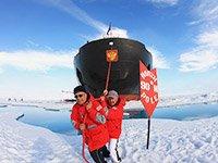 Отправляемся в экскурсию к Северному полюсу