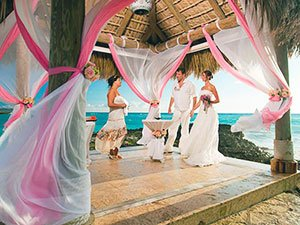 Незабываемая свадьба в Доминикане