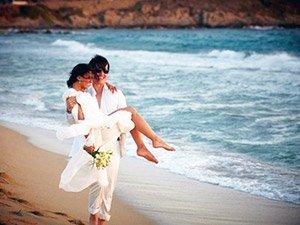 Отзывы Василия и Дарьи о свадьбе на Кипре