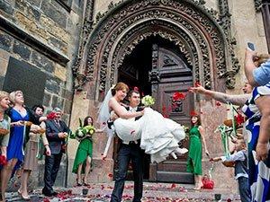 Отзывы Елены о свадьбе в Праге