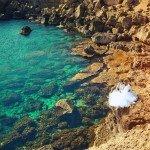 После свадебной церемонии на Кипре