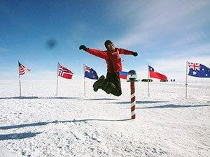 Незабываемый тур на Южный полюс