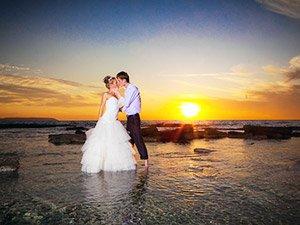 Отзыв Натальи о свадьбе на Кипре осенью