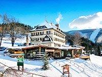Горные лыжи - отдых в Чехии