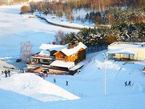 Современный горнолыжный курорт Силичи