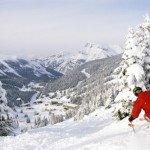 Горные лыжи в Крконоше