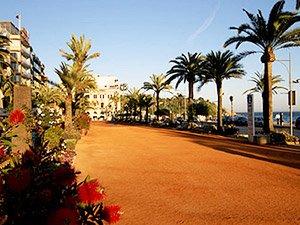 Курорт в Испании Ллорет де Мар