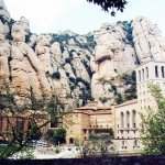 Древний монастырь Монсеррат