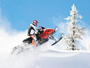 Незабываемый тур на снегоходах