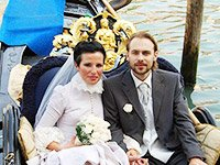 Шикарная свадьба в Италии