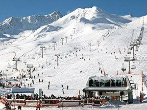 Отзыв Виктора горнолыжных трассах Пас-де-ла-Каса