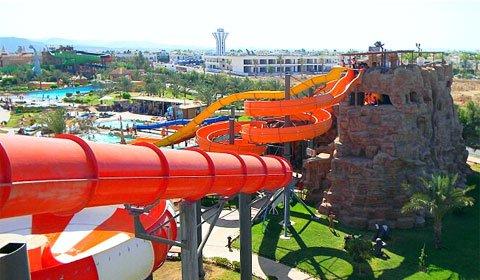 Египетские отели с аквапарком