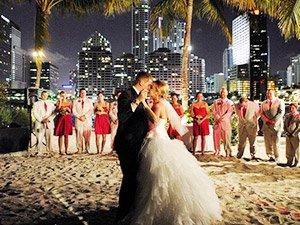 Свадьба за границей через агентство