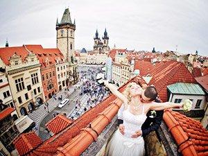 Отзыв Светланы из Северодвинска о свадьбе в Чехии